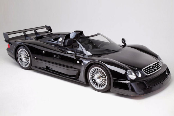 1999 Mercedes-Benz CLK GTR Roadster
