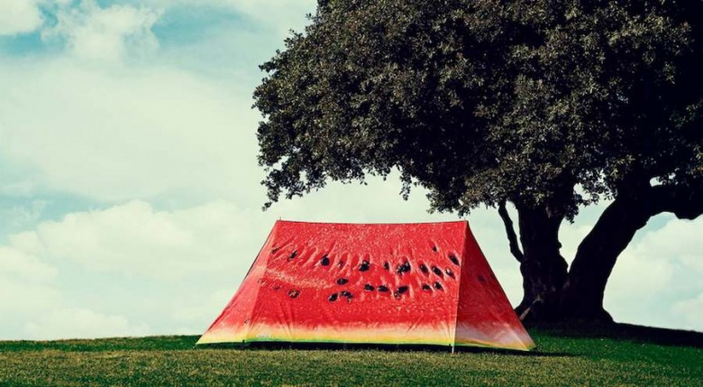 Field_candy_tents_Watermelon
